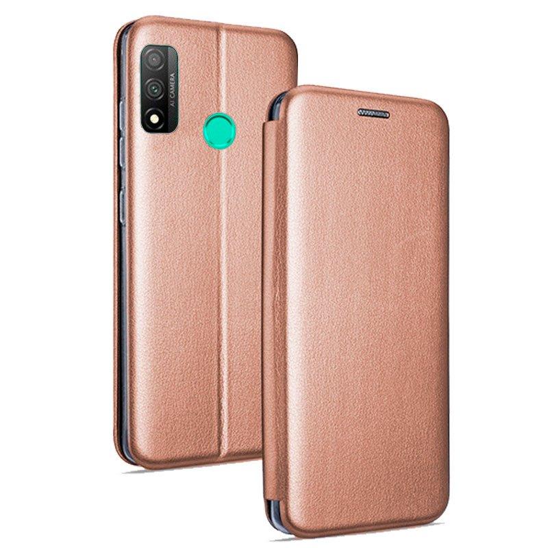 Funda Flip Cover Huawei P Smart 2020 Elegance Rose Gold