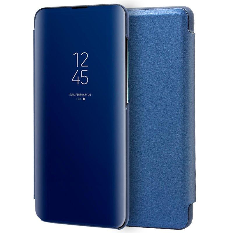 Funda Flip Cover Huawei P30 Pro Clear View Azul