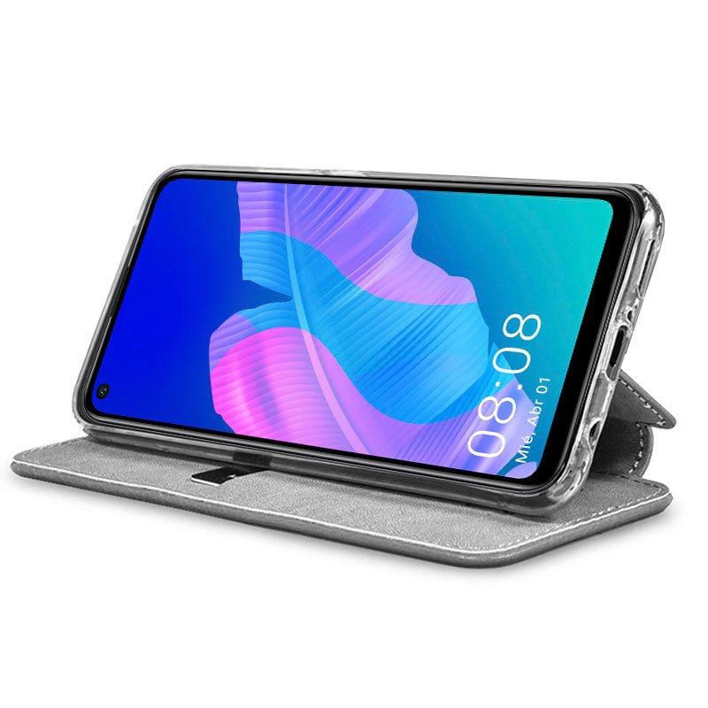 Funda Flip Cover Huawei P40 Lite E Dibujos Helados