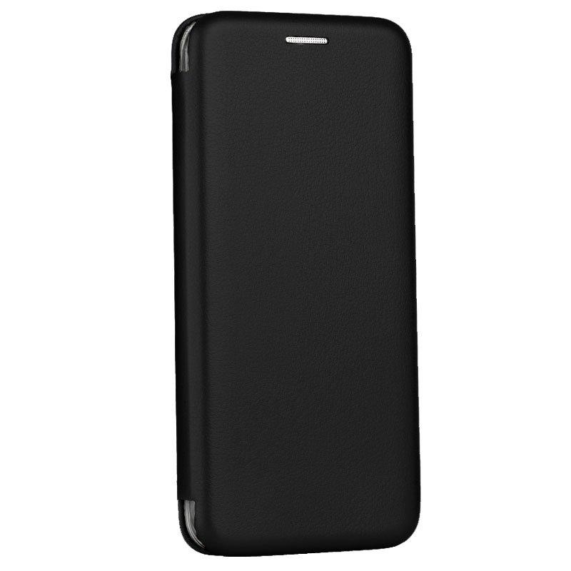 Funda Flip Cover Huawei Y6 (2019) / Y6s / Honor 8A Elegance Negro
