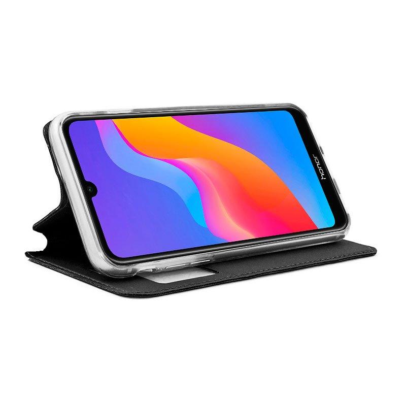 Funda Flip Cover Huawei Y6 (2019) / Y6s / Honor 8A Liso Negro