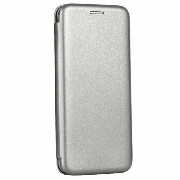 Funda Flip Cover Samsung A315 Galaxy A31 Elegance Plata