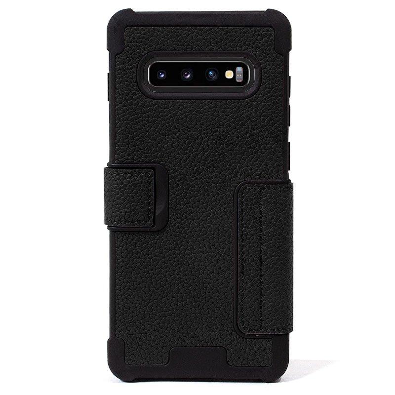 Funda Flip Cover Samsung G973 Galaxy S10 Texas Negro