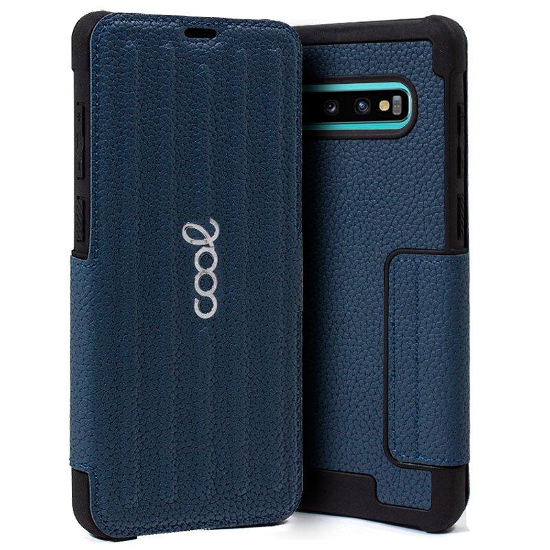 Funda Flip Cover Samsung G975 Galaxy S10 Plus Texas Azul