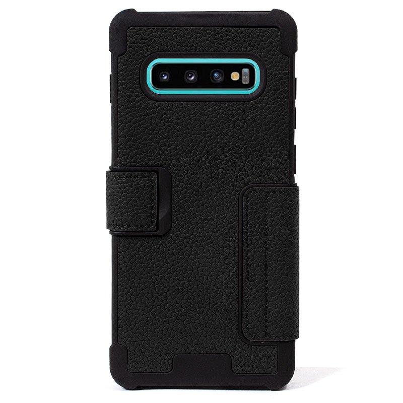 Funda Flip Cover Samsung G975 Galaxy S10 Plus Texas Negro