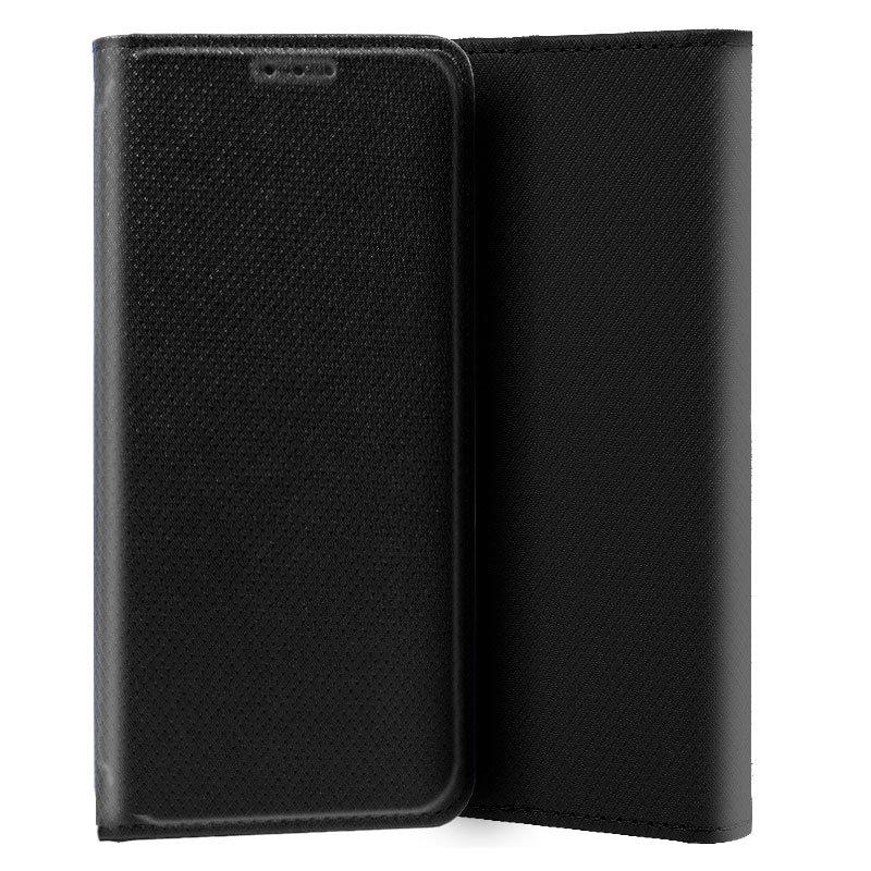 Funda Flip Cover Samsung G985 Galaxy S20 Plus Liso Negro