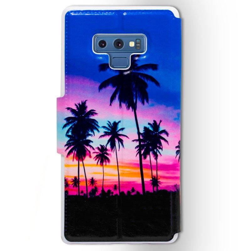 Funda Flip Cover Samsung N960 Galaxy Note 9 Dibujos Dream