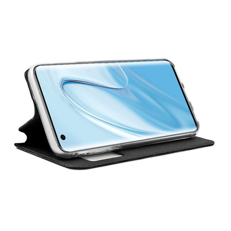 Funda Flip Cover Xiaomi Mi 10 / Mi 10 Pro Liso Negro