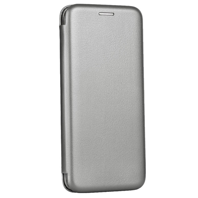 Funda Flip Cover Xiaomi Redmi 9 Elegance Plata