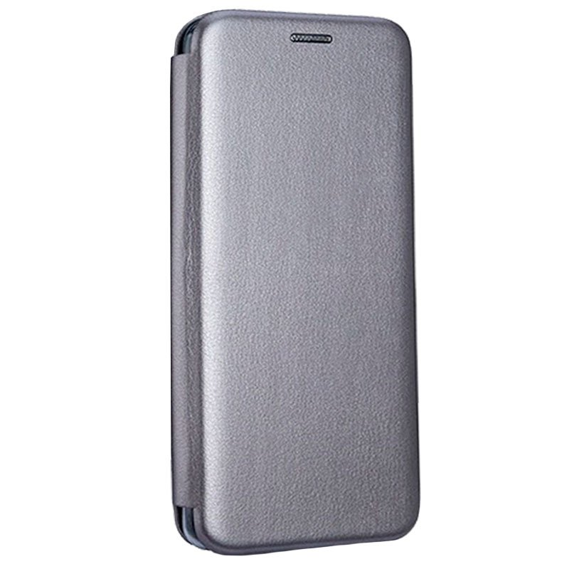 Funda Flip Cover Xiaomi Redmi 9A / 9AT Elegance Plata