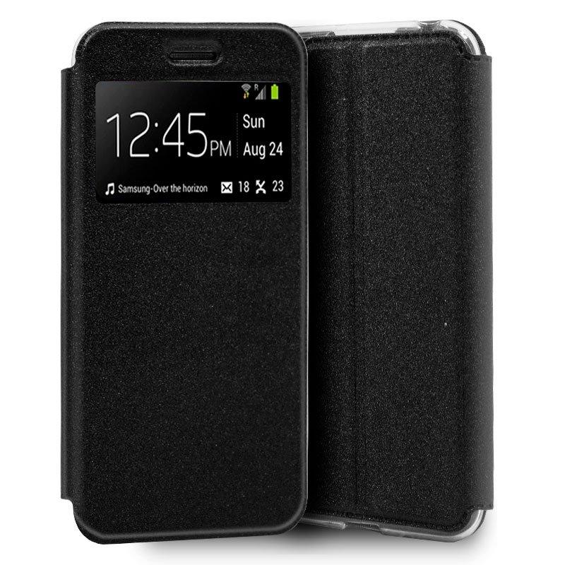 Funda Flip Cover Xiaomi Redmi GO Liso Negro