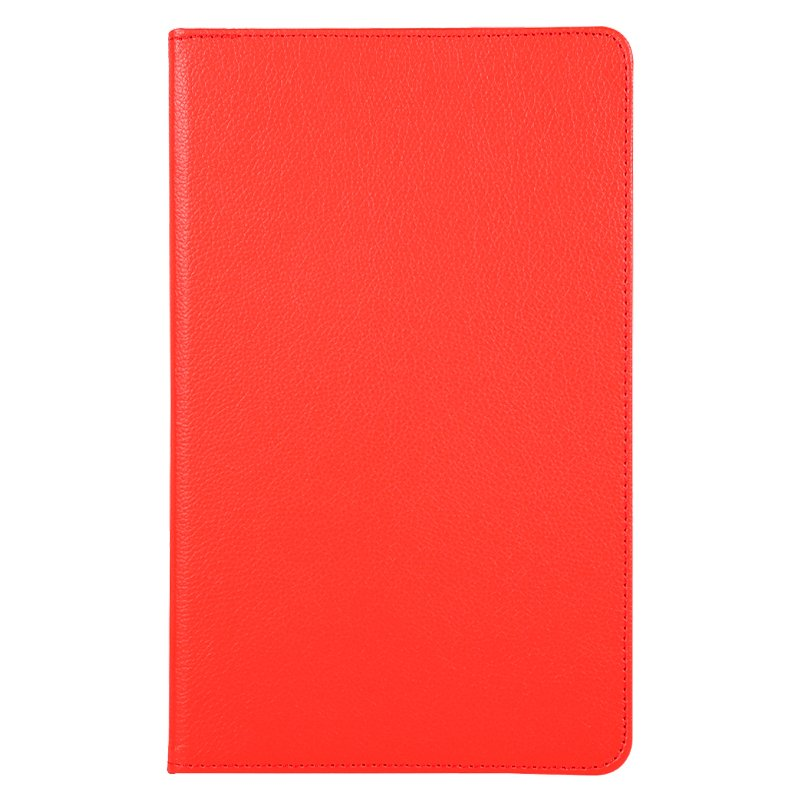 Funda Huawei Matepad T10s Polipiel Liso Rojo 10.1 pulg