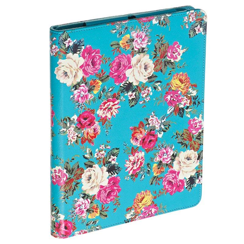 Funda iPad 2 / iPad 3 / 4 Licencia Accessorize Flores