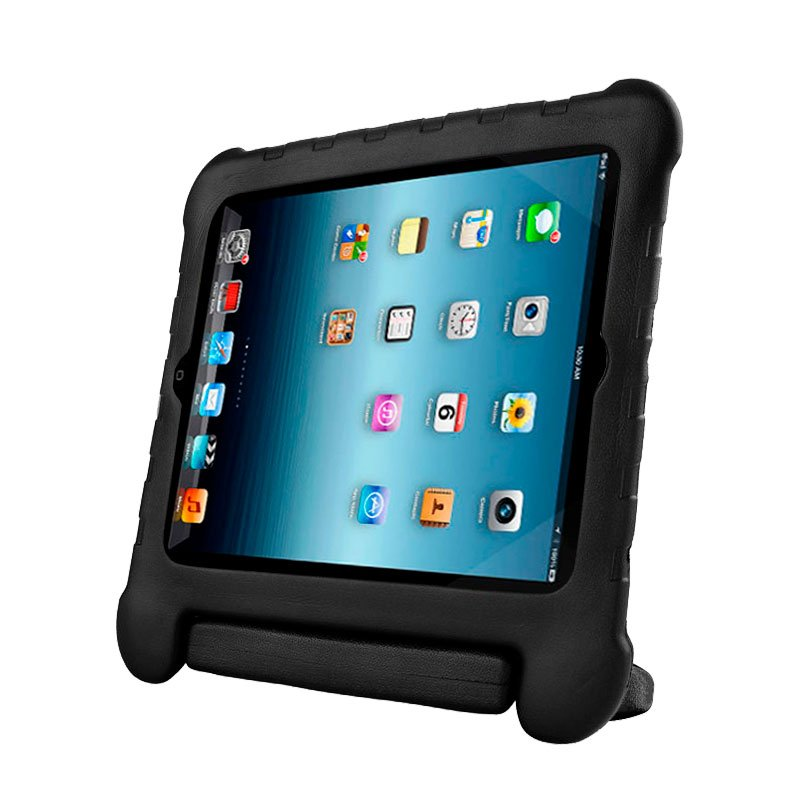 Funda iPad 2 / iPad 3 / 4 Ultrashock color Negro