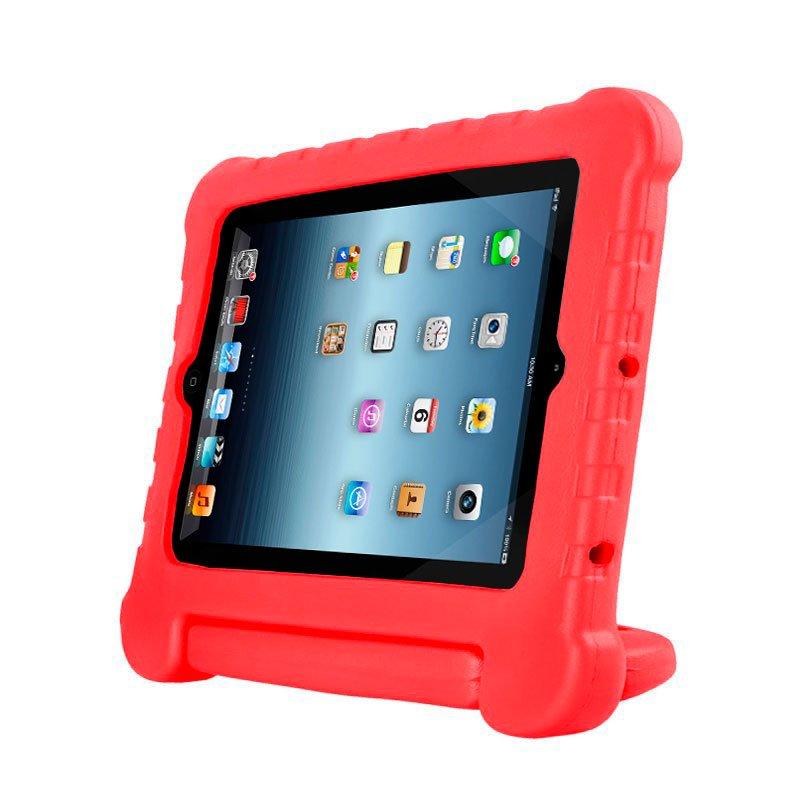 Funda iPad 2 / iPad 3 / 4 Ultrashock color Rojo