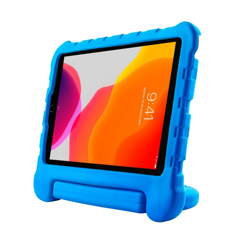 Funda iPad (2019 / 2020) 10,2 pulg Ultrashock Azul