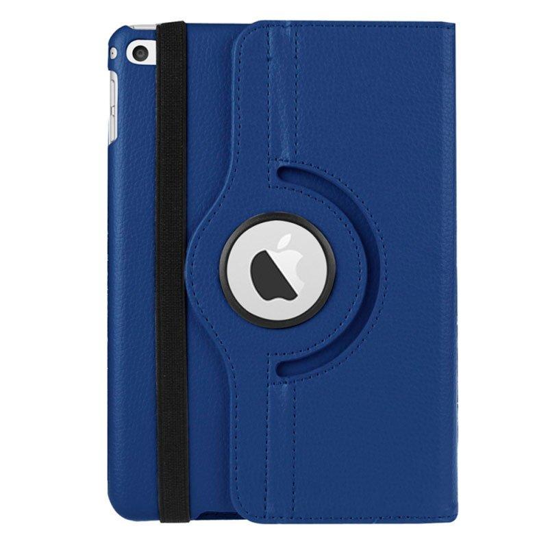 Funda iPad Mini 4 / iPad Mini 5 (2019) Polipiel Azul