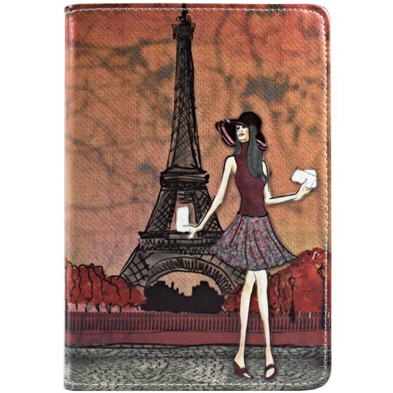 Funda iPad Mini / Mini 2 Retina / Mini 3 Dibujos Paris