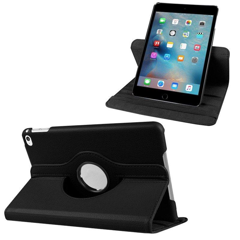 Funda iPad Mini / Mini 2 Retina / Mini 3 Polipiel Negro