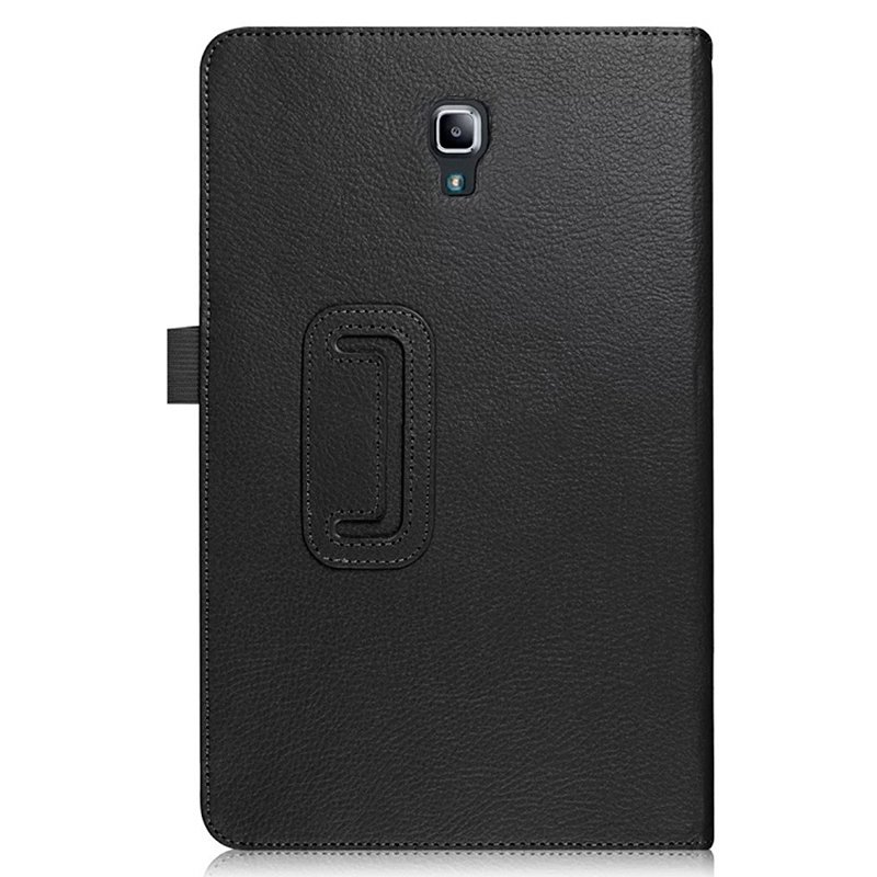 Funda Samsung Galaxy Tab A (2018) T590 / T595 Polipiel Liso Negro 10.5 pulg