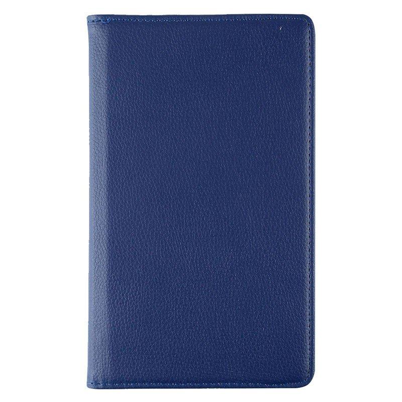 Funda Samsung Galaxy Tab A (2019) T290 / T295 Polipiel Liso Azul 8 pulg
