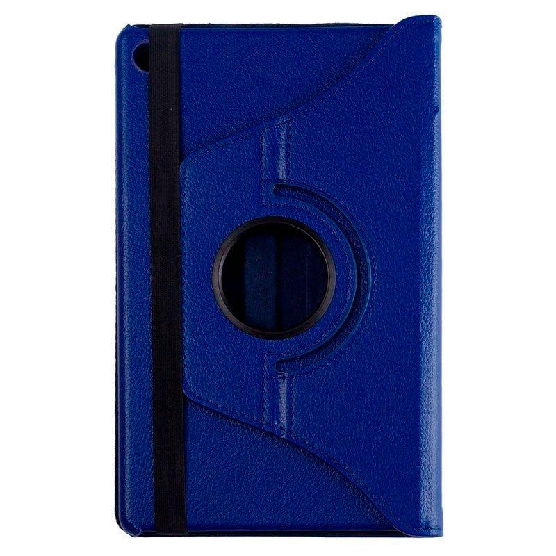 Funda Samsung Galaxy Tab A (2019) T510 / T515 Polipiel Liso Azul 10.1 pulg