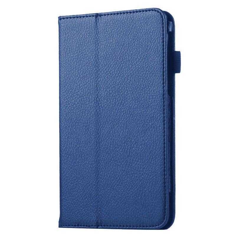 Funda Samsung Galaxy Tab A7 (2016) T280 / T285 Polipiel Azul 7 pulg