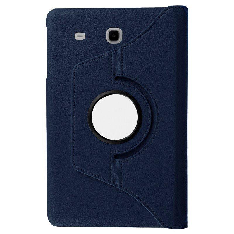 Funda Samsung Galaxy Tab E T560 Polipiel Azul 9.6 pulg