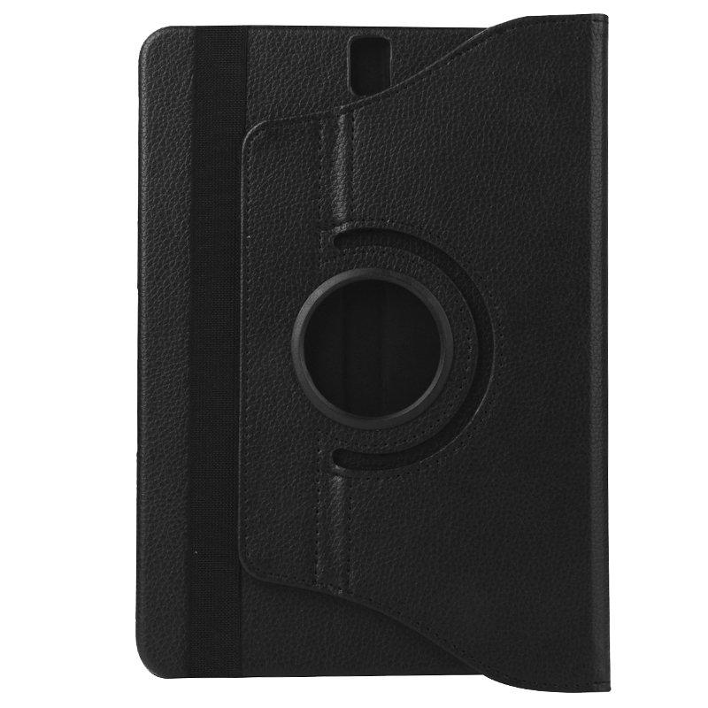 Funda Samsung Galaxy Tab S3 T820 / T825 Polipiel Negro 9.7 pulg