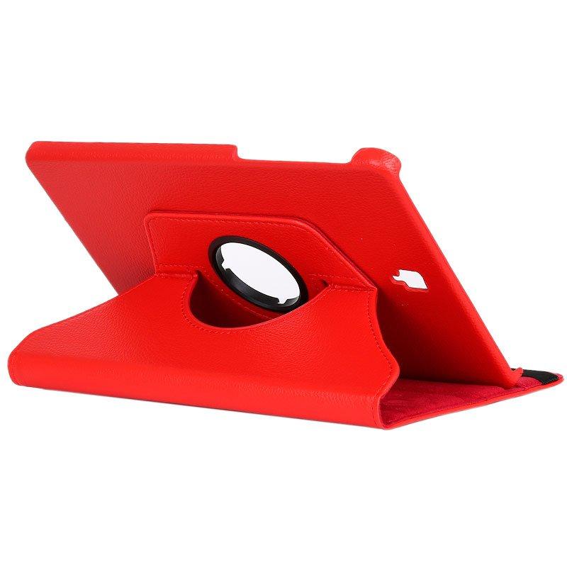 Funda Samsung Galaxy Tab S4 T830 / T835 Polipiel Rojo 10.5 pulg