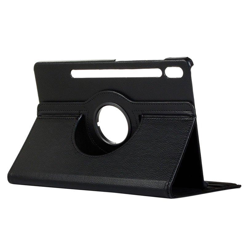 Funda Samsung Galaxy Tab S6 T860 / T865 Polipiel Negro 10.5 pulg