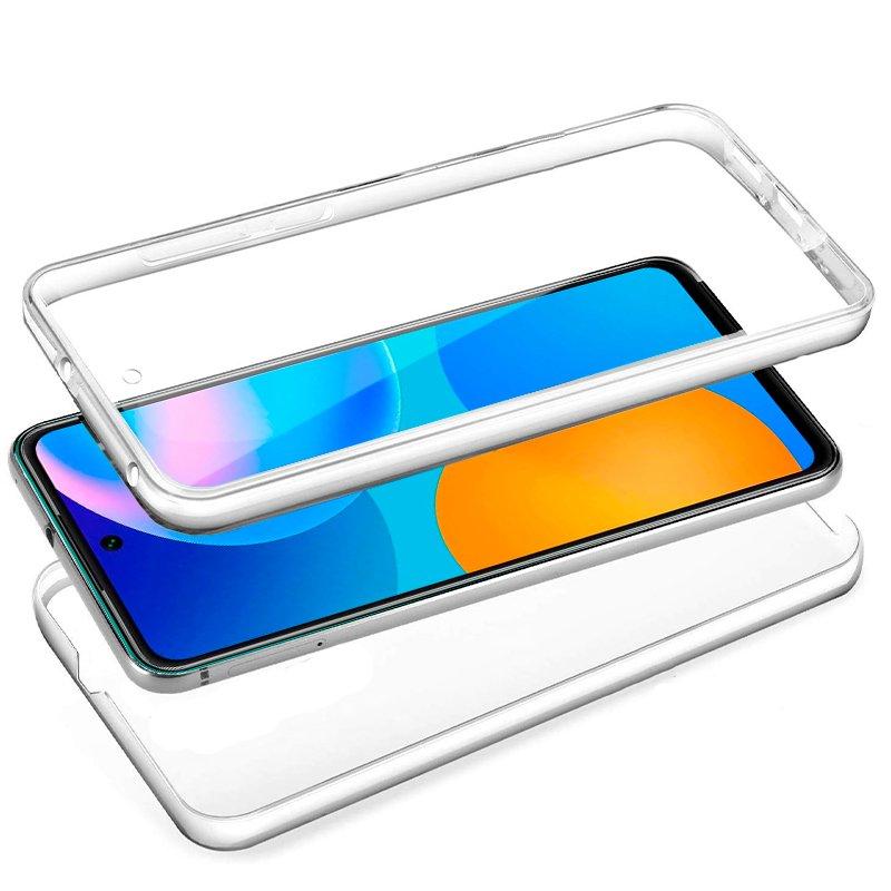 Funda Silicona 3D Huawei P Smart 2021 (Transparente Frontal + Trasera)