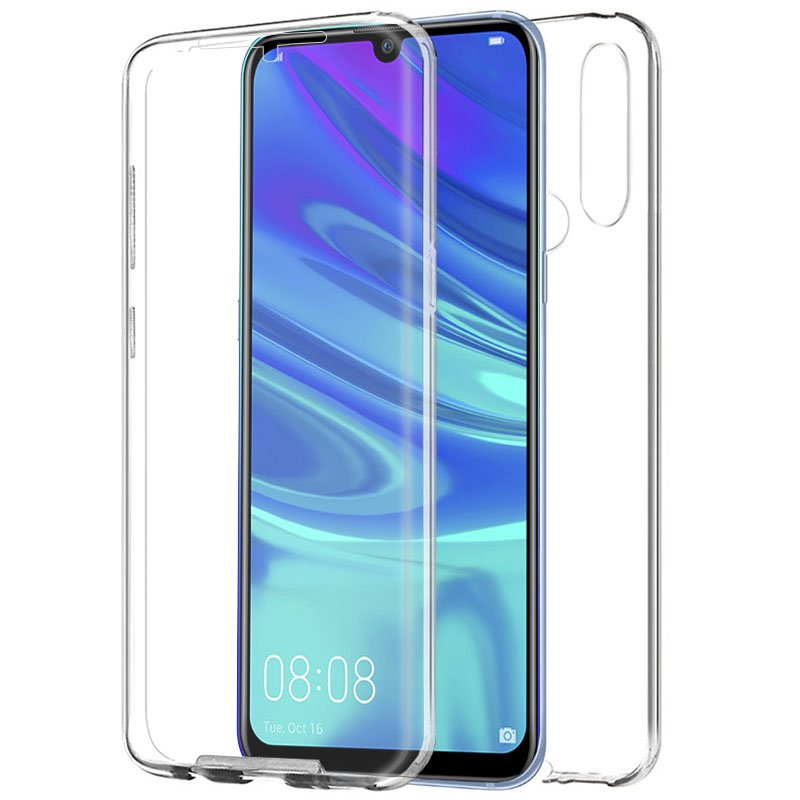Funda Silicona 3D Huawei P Smart Plus (2019) / P Smart (2019) / Honor 10 Lite / 20 Lite (Frontal + Trasera)