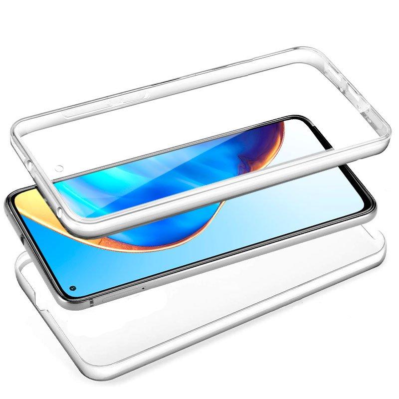 Funda Silicona 3D Xiaomi Mi 10T / Mi 10T Pro (Transparente Frontal + Trasera)