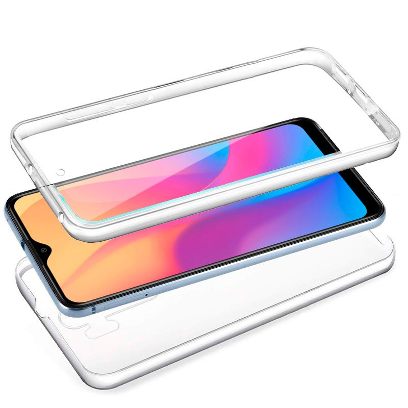 Funda Silicona 3D Xiaomi Redmi 8 / 8A (Transparente Frontal + Trasera)