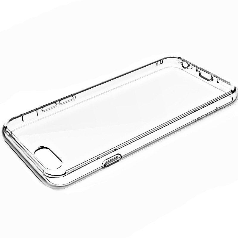 Funda Silicona Alcatel Pixi 4 (5) 3G (Transparente)