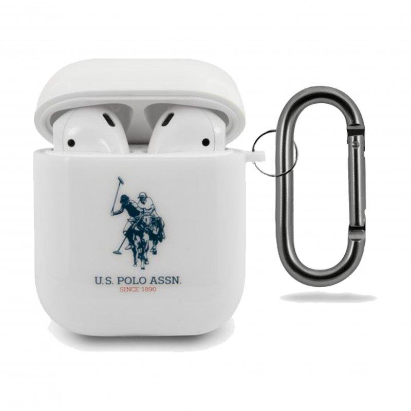Funda Soft Silicona Apple Airpods / Airpods 2 Licencia Polo Ralph Lauren
