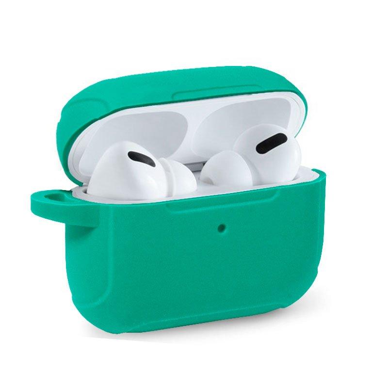 Funda Soft Silicona Apple Airpods Pro (Mint)