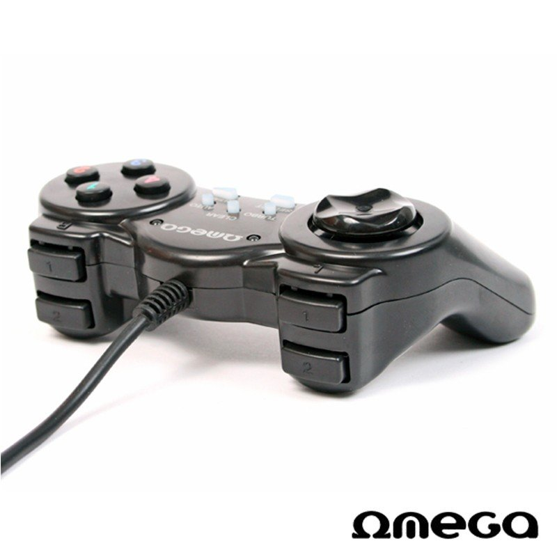 Mando Usb Omega Tornado Gaming para PC