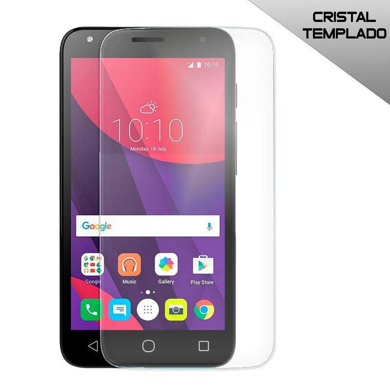 Protector Pantalla Cristal Templado Alcatel Pixi 4 (5) 4G / 3G / Smart Turbo 7