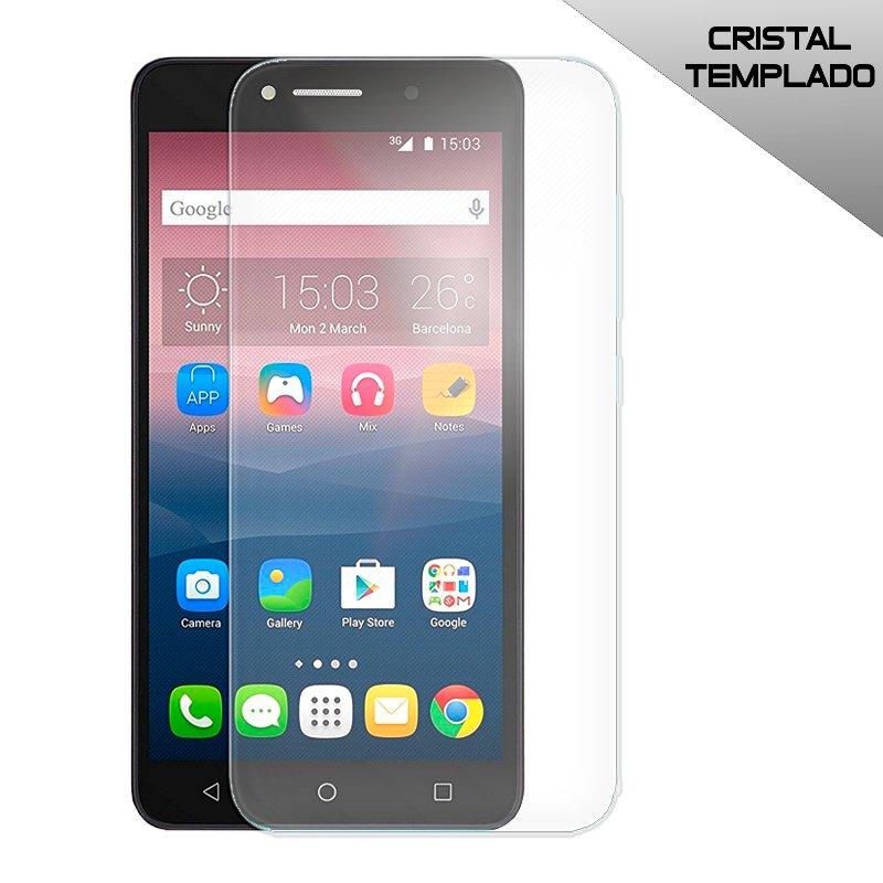 Protector Pantalla Cristal Templado Alcatel Pixi 4 (6) 3G / 4G / Alcatel A2 XL
