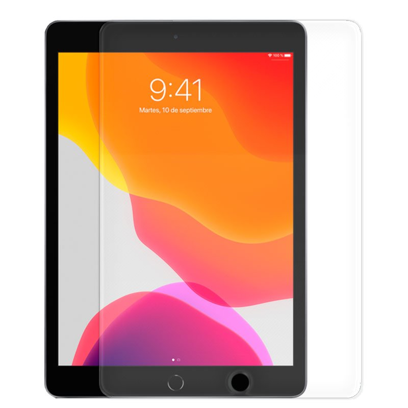 Protector Pantalla Cristal Templado iPad (2019 / 2020) 10,2 Pulg