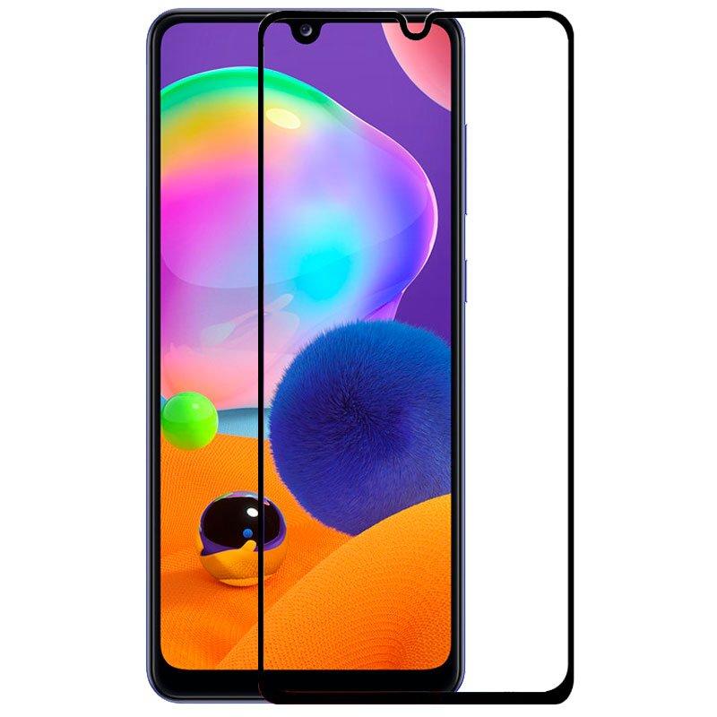Protector Pantalla Cristal Templado Samsung A315 Galaxy A31 (FULL 3D Negro)