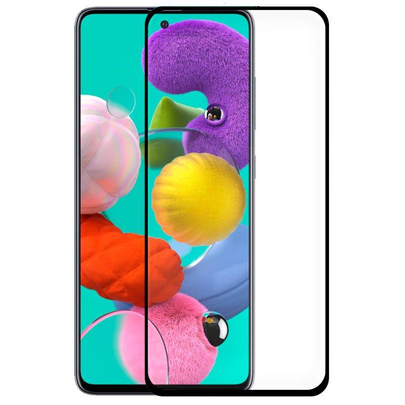 Protector Pantalla Cristal Templado Samsung A515 Galaxy A51 / Galaxy A51 5G / Galaxy S20 FE (FULL 3D Negro)