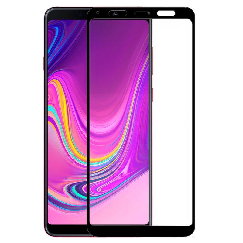 Protector Pantalla Cristal Templado Samsung A920 Galaxy A9 (2018) FULL 3D Negro