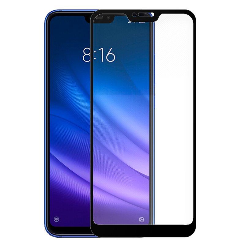 Protector Pantalla Cristal Templado Xiaomi Mi 8 Lite (FULL 3D Negro)