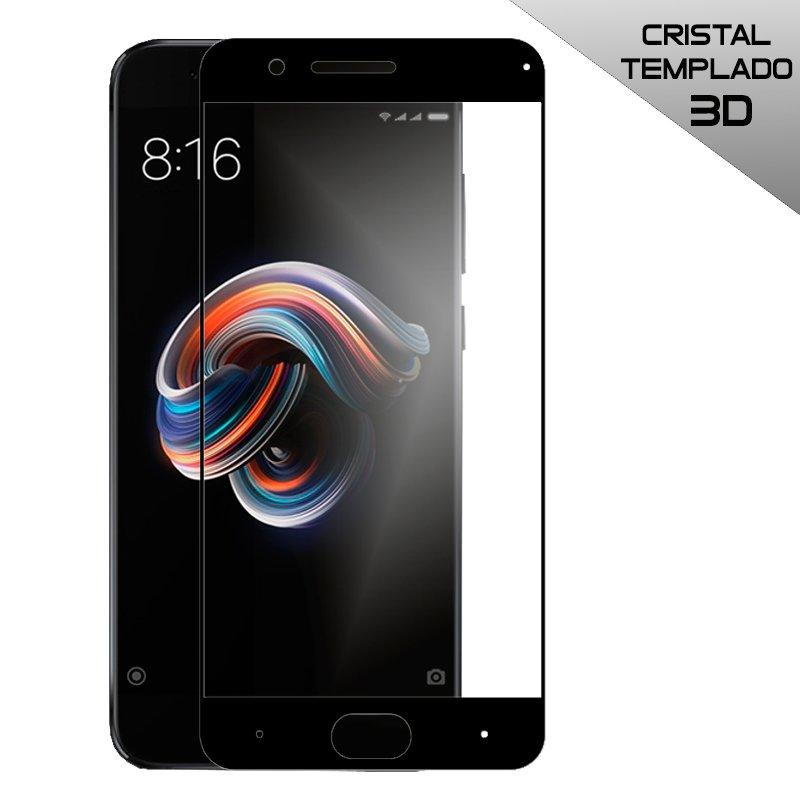 Protector Pantalla Cristal Templado Xiaomi Mi NOTE 3 (3D Negro)