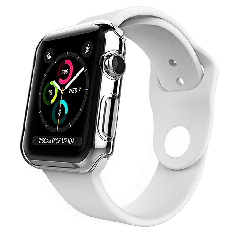 Protector Silicona Apple Watch Series 1 / 2 / 3 (38 mm)