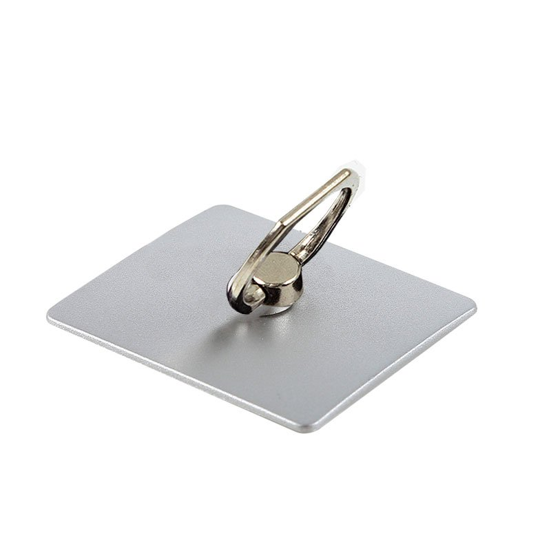 Soporte Ring Stand COOL Liso Plata