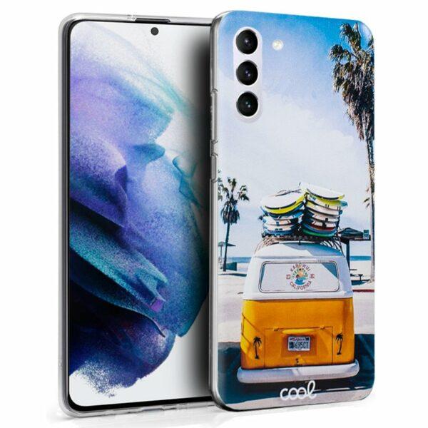 Carcasa COOL para Samsung G996 Galaxy S21 Plus Dibujos Furgo